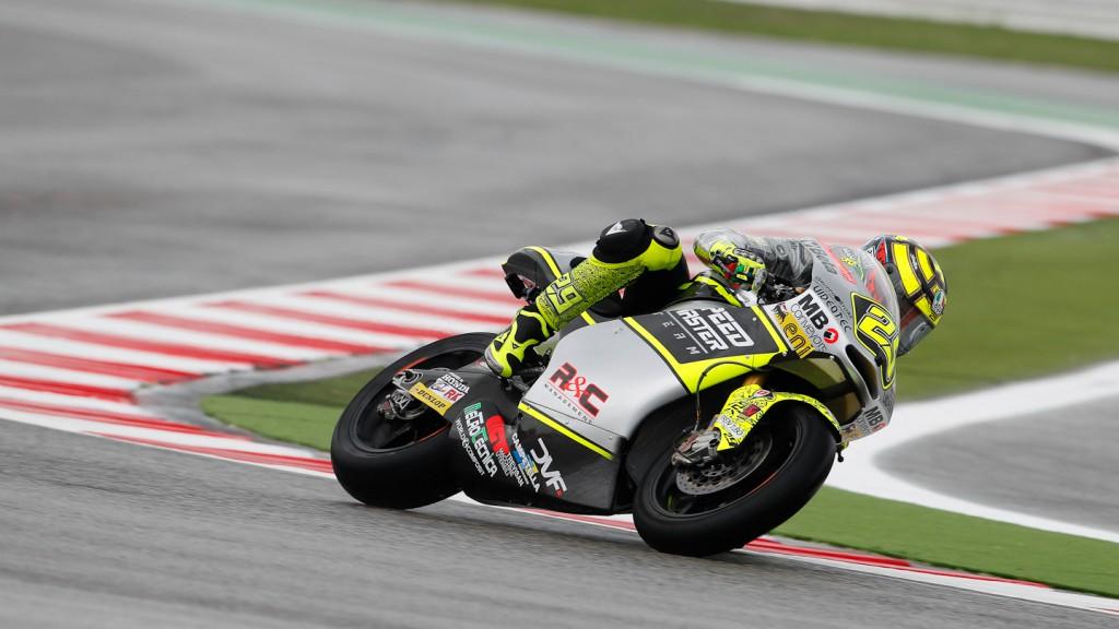Andrea Iannone, Speed Master, Misano FP2