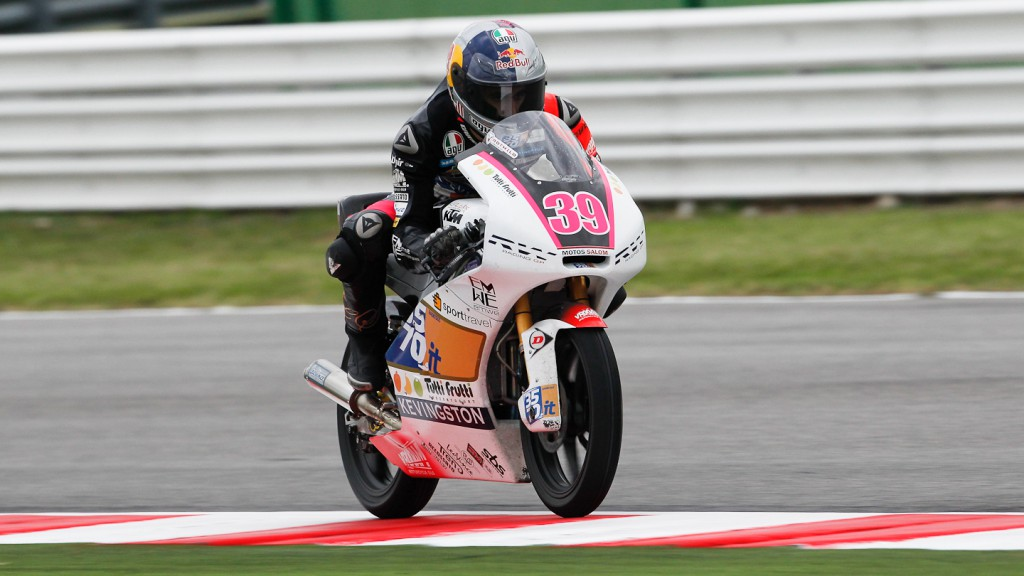 Luis Salom, RW Racing GP, Misano FP1