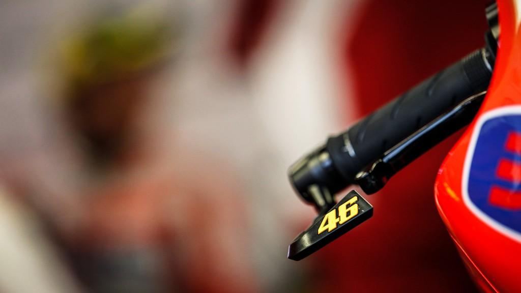 Valentino Rossi, Ducati Team, Misano