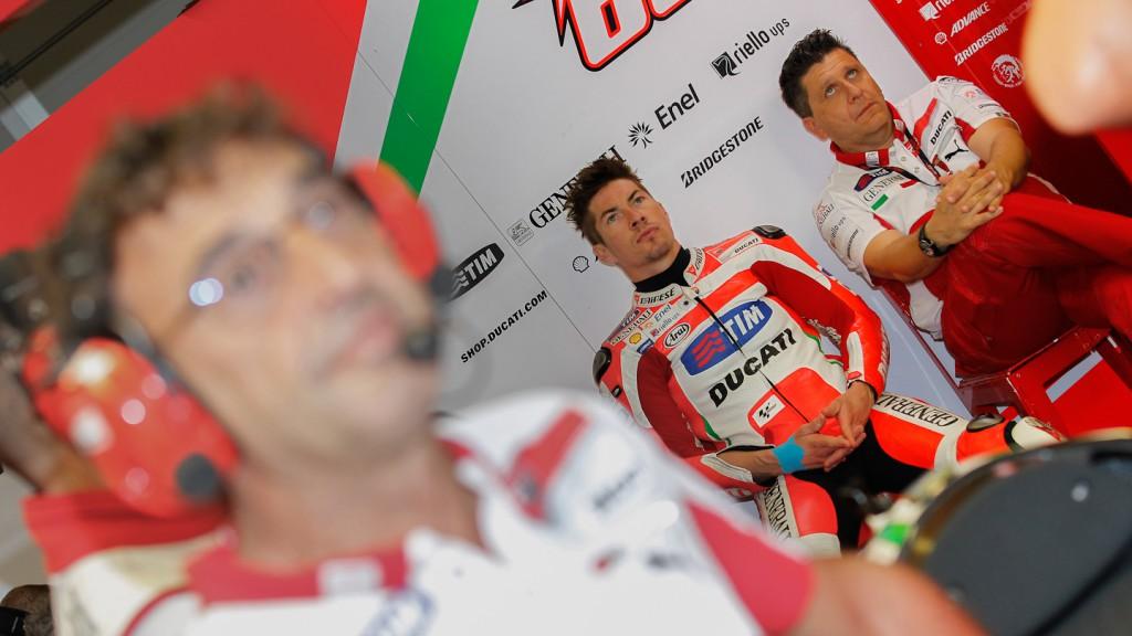 Nicky Hayden, Ducati Team, Misano FP2