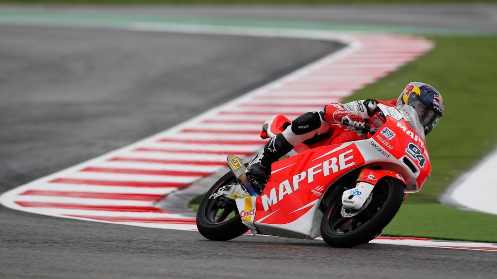 Jonas Folger, Mapfre Aspar Team Moto3, Misano FP1
