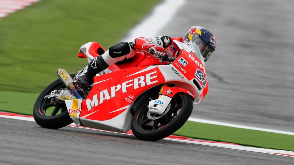 Jonas Folger, Mapfre Aspar Team Moto3, Misano FP2