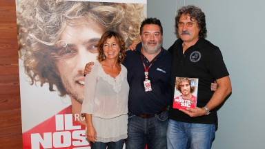 Official Simoncelli book 'Our Sic' unveiled in Misano