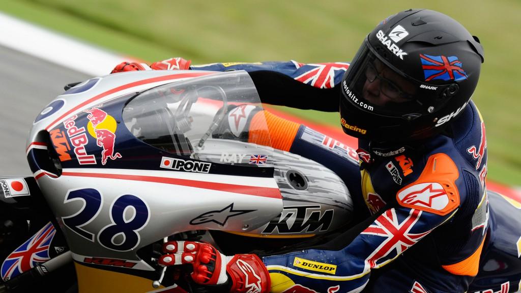 Bradley Ray, MotoGP Red Bull Rookies Cup, Misano