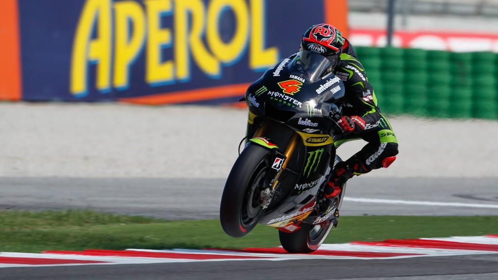 Andrea Dovizioso, Monster Yamaha Tech 3, Misano QP