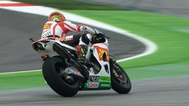 Misano 2012 - MotoGP - FP3 - Action - Alvaro Bautista