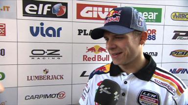 Fourth spot good for Bradl