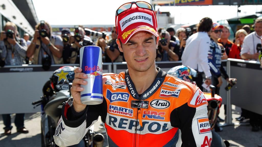 Dani Pedrosa, Repsol Honda Team, Misano QP