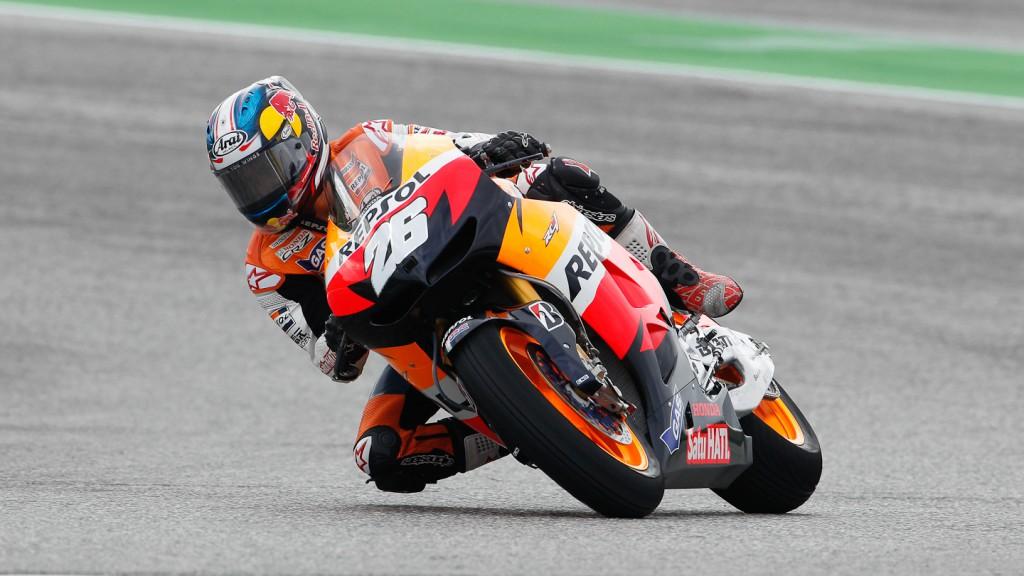 Dani Pedrosa, Repsol Honda Team, Misano FP3