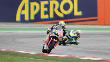 Andrea Iannone, Speed Master, Misano FP3