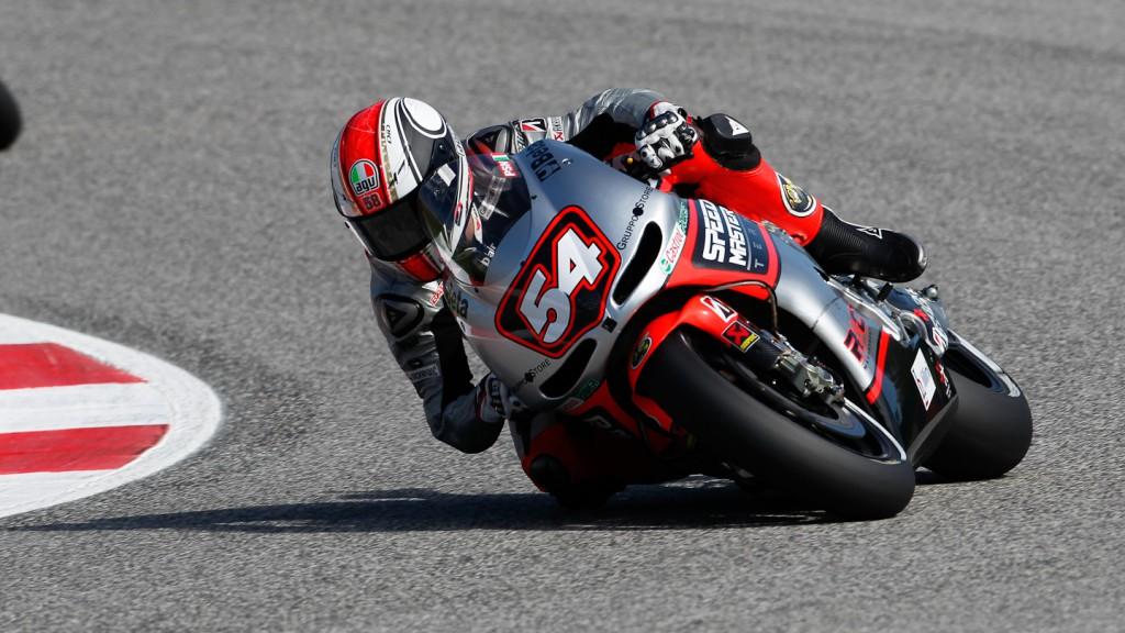 Mattia Pasini, Speed Master, Misano QP