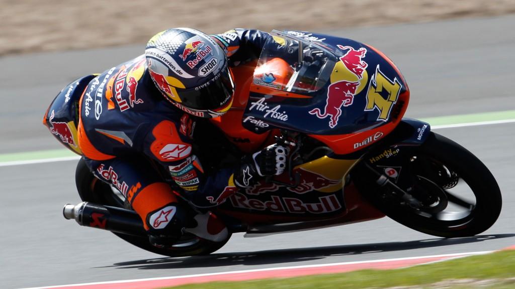 Sandro Cortese, Red Bull KTM Ajo
