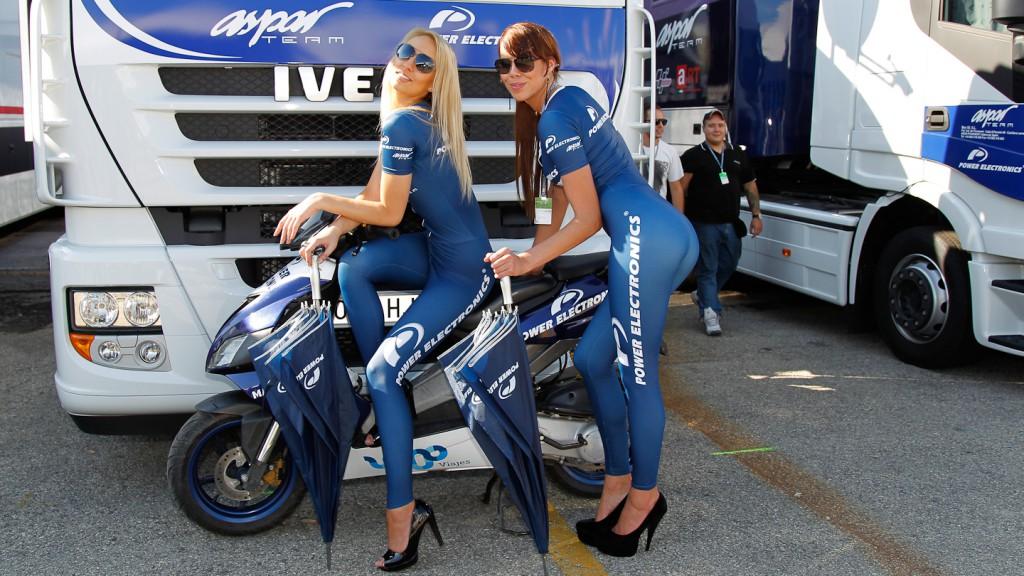 Paddock Girls, Misano