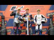 Salom, Cortese, Fenati, RW Racing GP, Red Bull KTM Ajo, Team Italia FMI, Misano RAC