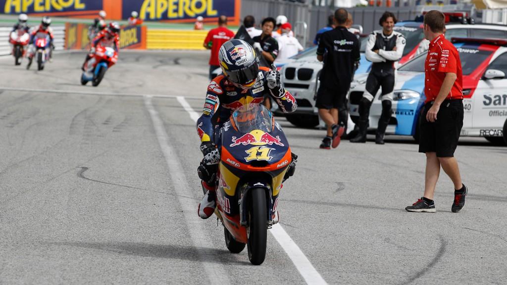 Sandro Cortese, Red Bull KTM Ajo, Misano RAC