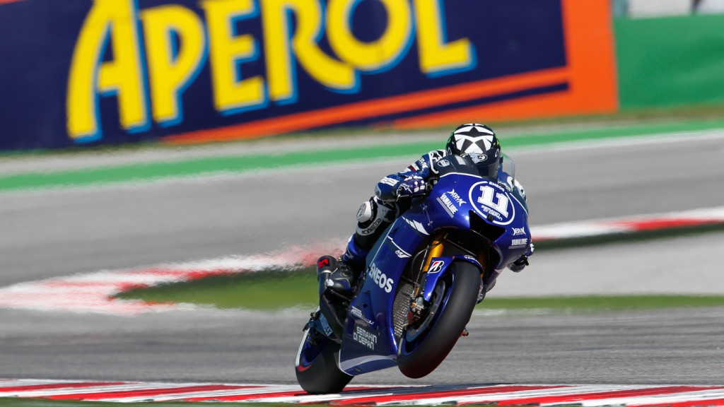 Ben Spies, Yamaha Factory Racing, Misano RAC