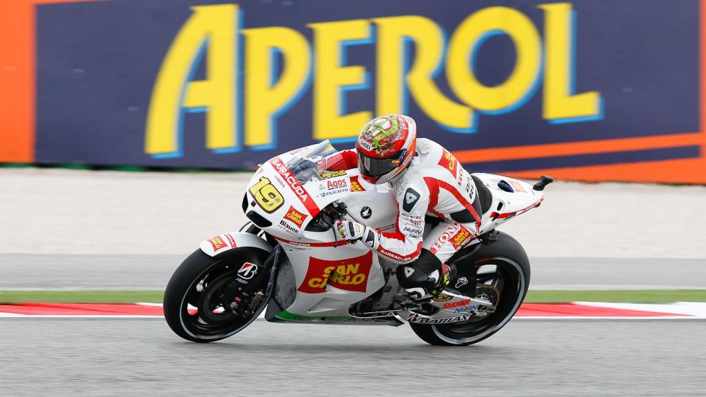 Alvaro Bautista, San Carlo Honda Gresini, Misano RAC