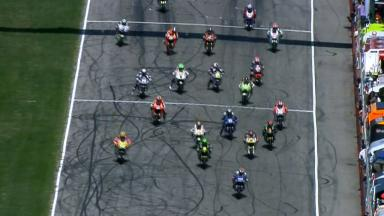 Misano 2012 - MotoGP - Race - Action - Race start