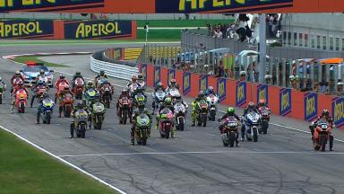 Misano 2012 - Moto2 - Race - Action - Race start