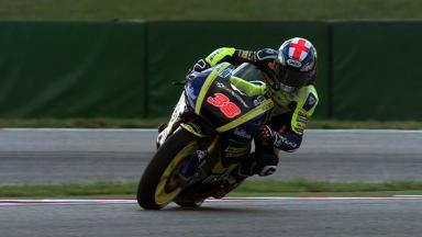 Misano 2012 - Moto2 - Warm Up - Action - Bradley Smith