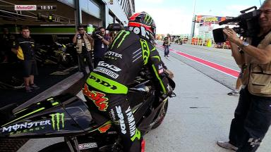 Misano 2012 - MotoGP - Warm Up - Full