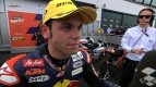 Misano 2012 - Moto3 - Race - Interview - Sandro Cortese