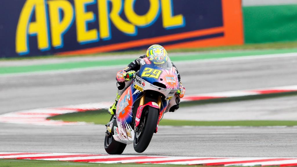 Andrea Iannone, Speed Master, Misano RAC