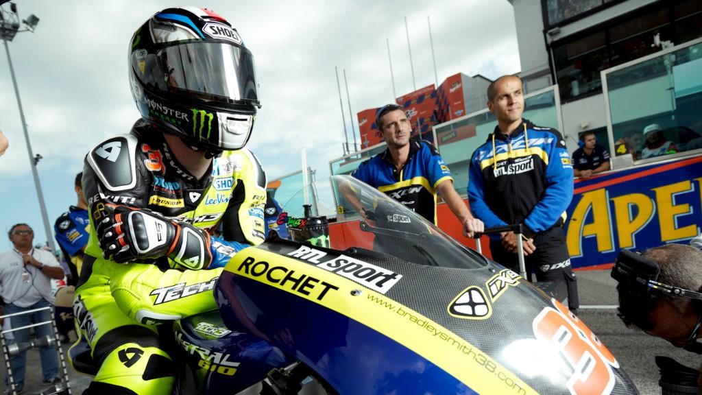 Bradley Smith, tech 3 Racing, Misano RAC  - © Copyright Alex Chailan & David Piolé