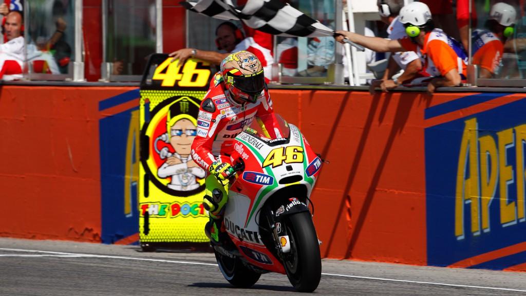 Valentino Rossi, Ducati Team, Misano RAC