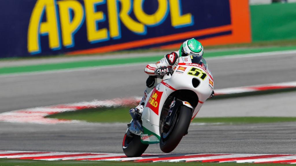 Michele Pirro, San Carlo Honda Gresini, Misano RAC