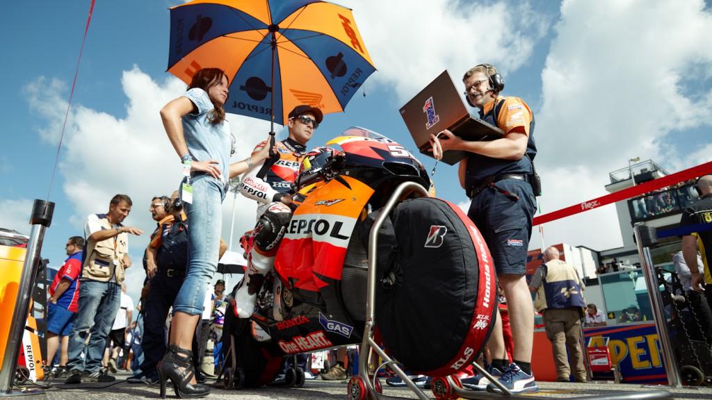 Jonathan Rea, Repsol Honda Team, Misano RAC - © Copyright Alex Chailan & David Piolé