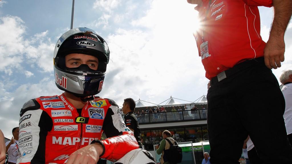 Jonas Folger, Mapfre Aspar Team Moto3, Misano RAC