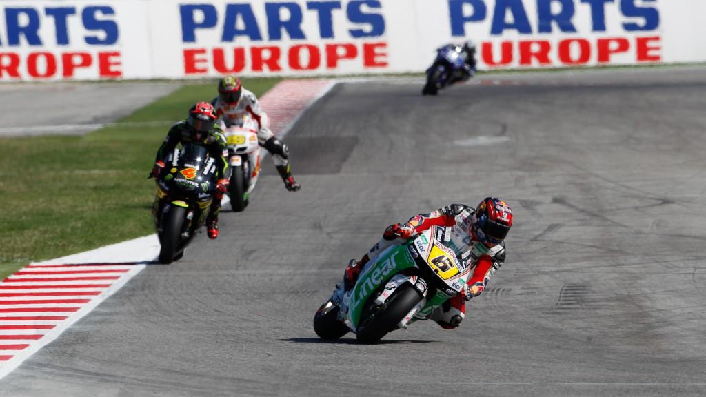 Stefan Bradl, LCR Honda MotoGP, Misano RAC