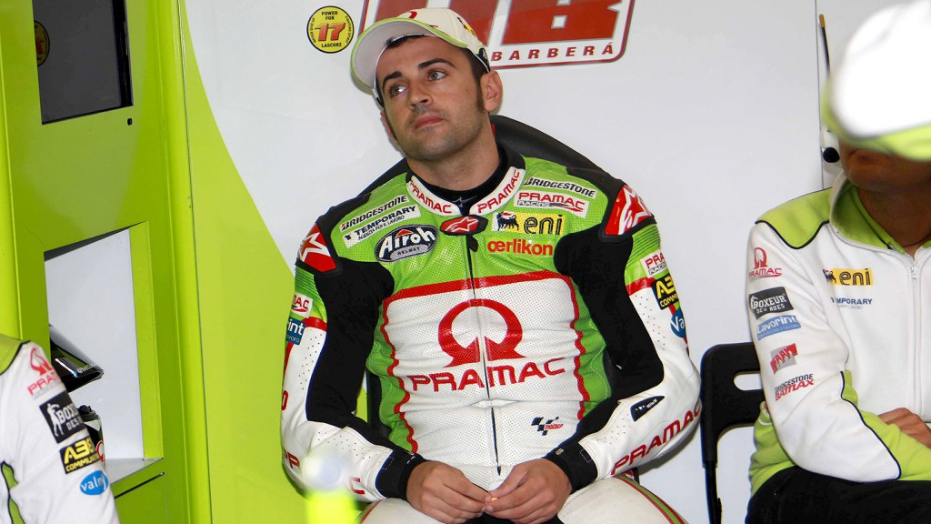 Hector Barbera, Pramac Racing, Misano RAC