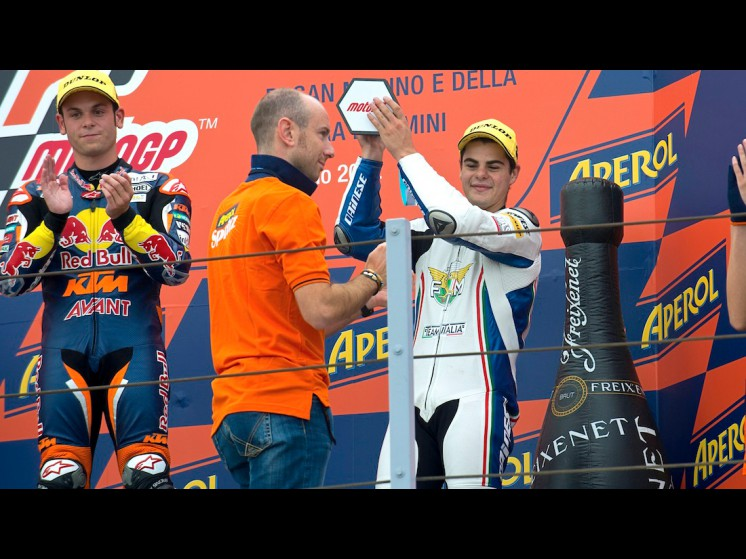 -Moto GP- Season 2012- - fenati podio slideshow