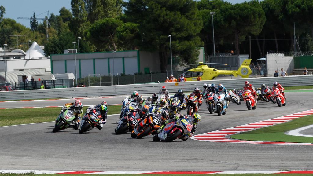 Moto2, Misano RAC