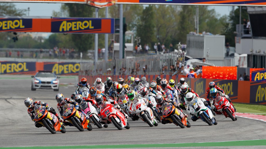 Moto3, Misano RAC