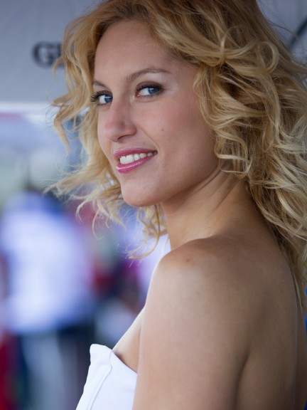 Paddock Girl, GP Aperol di San Marino e Della Riviera di Rimini