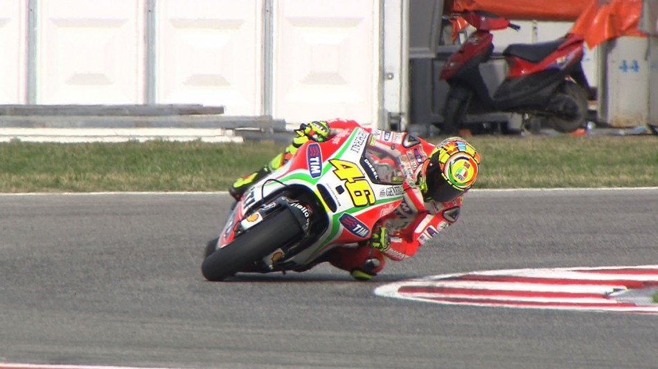 Valentino Rossi, Ducati Team - Misano Private Test