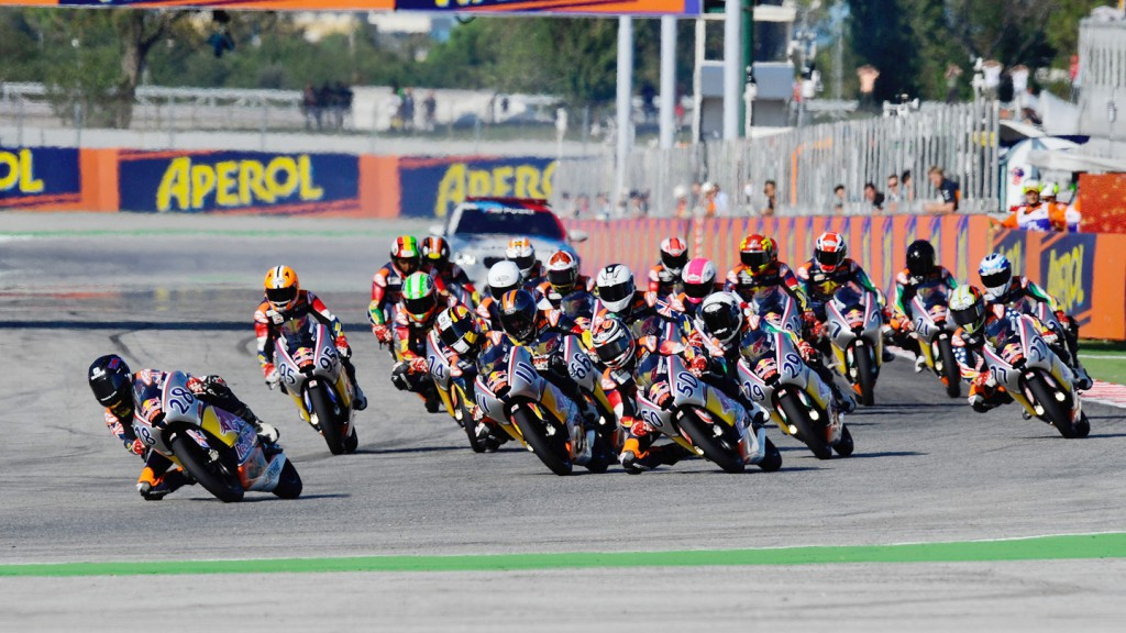 Red Bull Rookies Cup, Misano RAC