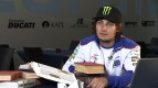 Abraham on the challenge combining MotoGP™ with study