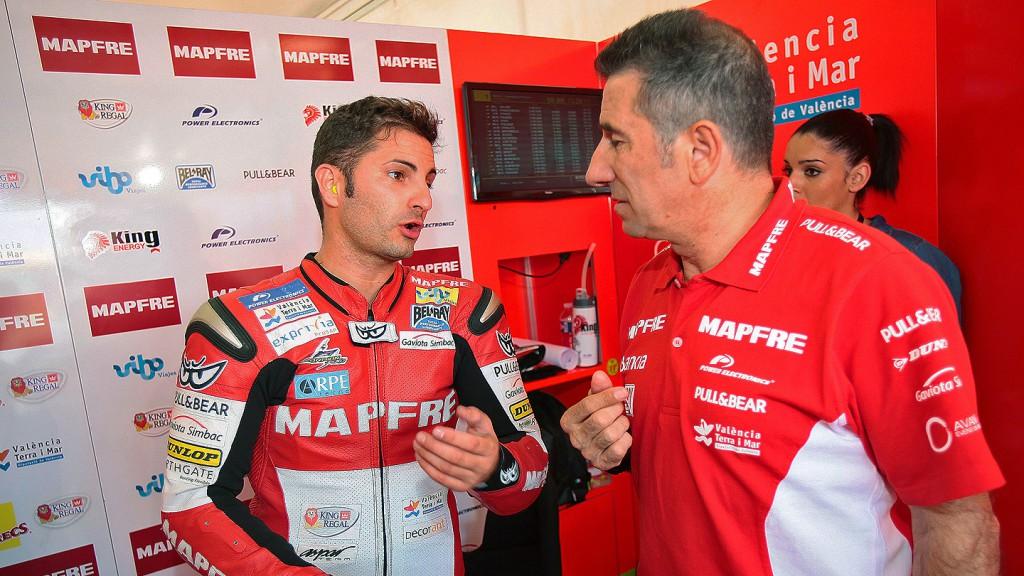 Hector Faubel, Mapfre Aspar Team Moto3, Box