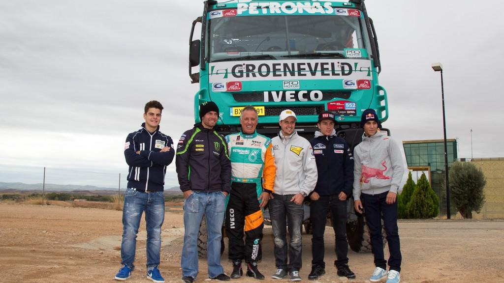 Gran Premio Iveco de Aragon Preevent