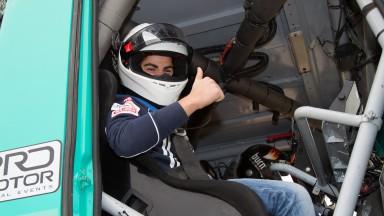 Romano Fenati, Team Italia FMI, Gran Premio Iveco de Aragon Preevent