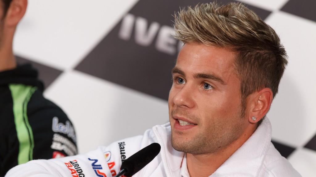 Alvaro Bautista, San Carlo Honda Gresini, Gran Premio Iveco de Aragón Press Conference