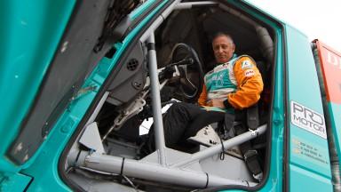 Pep Vila, Gran Premio Iveco de Aragon Preevent