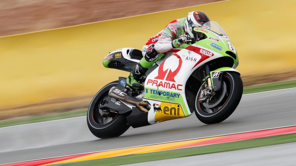 Hector Barebra, Pramac Racing Team, Aragón FP2