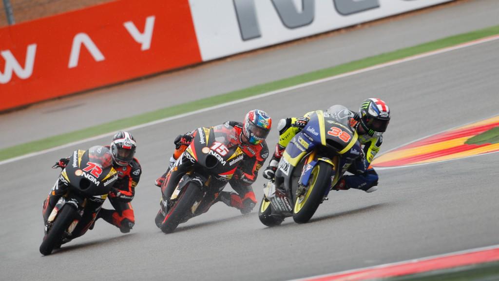 Moto2, Aragón FP2