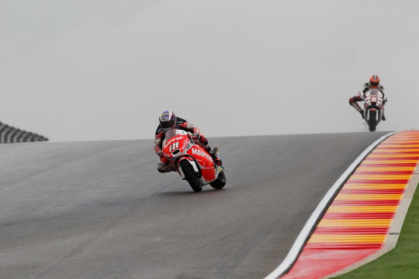 Nico Terol, Mapfre Aspar Team Moto2, Aragón FP2