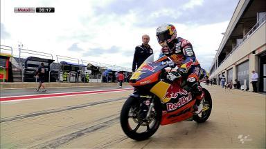 Aragon 2012 - Moto3 - FP1 - Full